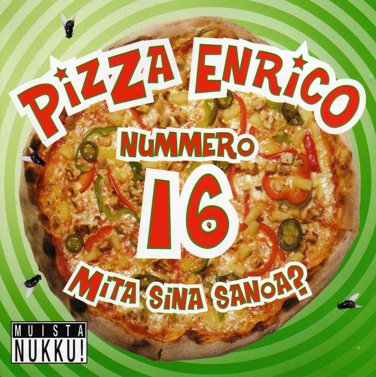 Mita sina sanoa wikipedia for En 3 pizzas te olvido