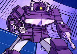Shockwave The Transformers-sarjassa