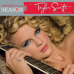 EP-levyn Sounds of the Season: The Taylor Swift Holiday Collection kansikuva