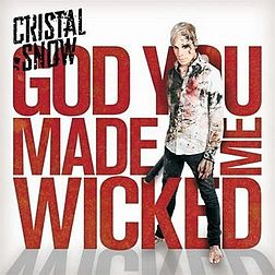Studioalbumin God You Made Me Wicked kansikuva