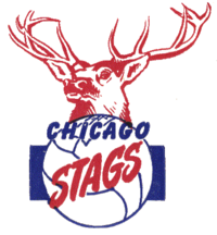 Chicago Stags logo