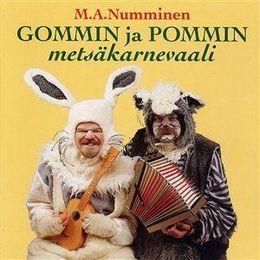 Gommin ja Pommin metsäkarnevaali – Wikipedia