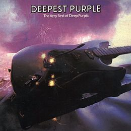 Kokoelmalevyn Deepest Purple: The Very Best of Deep Purple kansikuva