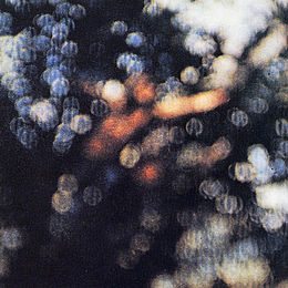 Soundtrack-albumin Obscured by Clouds kansikuva