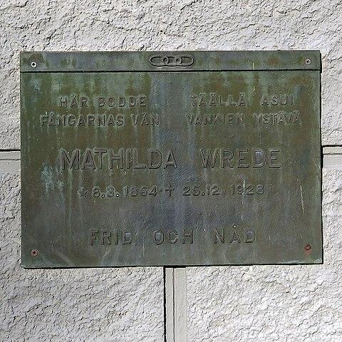 Matilda Wrede