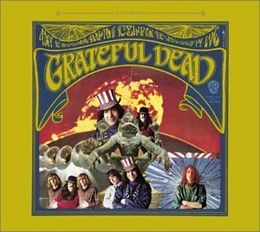 Studioalbumin The Grateful Dead kansikuva