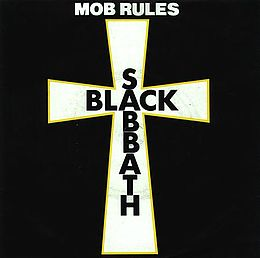 "Singlen ""The Mob Rules"" kansikuva"