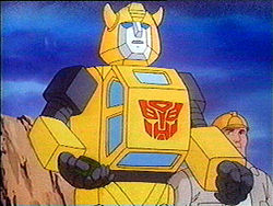 Bumblebee The Transformersissa.