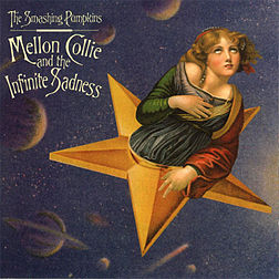 Studioalbumin Mellon Collie and the Infinite Sadness kansikuva