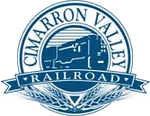 Cimarron Valley Railroadin logo.png