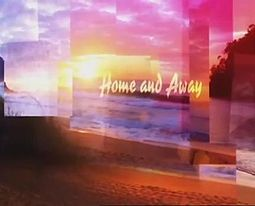 Home and Away -sarjan logo vuodesta 2009.