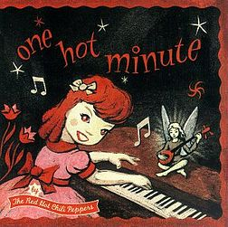 Studioalbumin One Hot Minute kansikuva