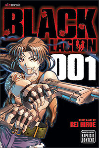 Black Lagoon vol 1.