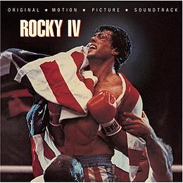 Soundtrack-albumin Rocky IV: Original Motion Picture Soundtrack kansikuva
