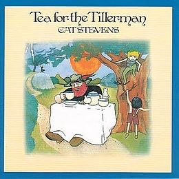 Studioalbumin Tea for the Tillerman kansikuva