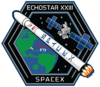 EchoStar XXIII patch.png