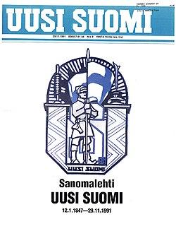 Uusi Suomi Sanomalehti