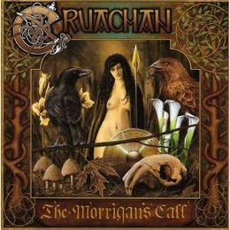 Studioalbumin The Morrigan's Call kansikuva