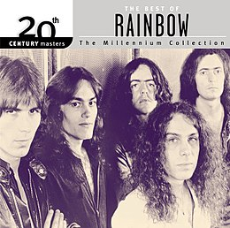 Kokoelmalevyn 20th Century Masters – The Millennium Collection: The Best of Rainbow kansikuva
