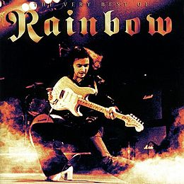 Kokoelmalevyn The Very Best of Rainbow kansikuva
