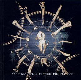 Studioalbumin Code 666: Religion Syndrome Deceased kansikuva