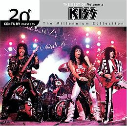 Kokoelmalevyn The Best of Kiss: The Millennium Collection, Vol. 2 kansikuva