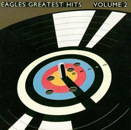 Kokoelmalevyn The Eagles Greatest Hits, Vol. 2 kansikuva