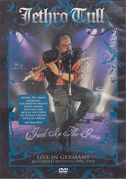 DVD-julkaisun Jack in the Green – Live in Germany 1970–1993 kansikuva