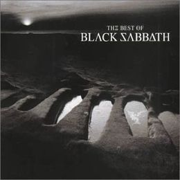 Kokoelmalevyn The Best of Black Sabbath kansikuva