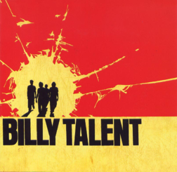 Studioalbumin Billy Talent kansikuva