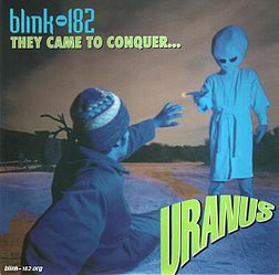 EP:n They Came to Conquer... Uranus kansikuva