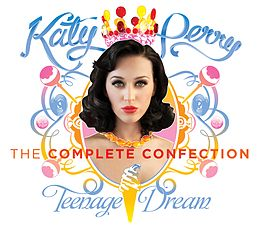 Studioalbumin Teenage Dream: The Complete Confection kansikuva