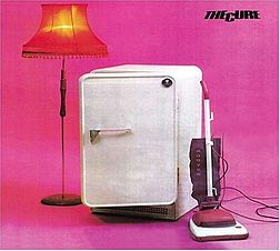 Studioalbumin Three Imaginary Boys kansikuva