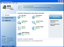 AVG Anti-Virus (versio 9.0.708)