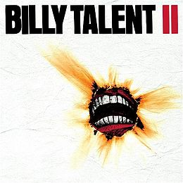Studioalbumin Billy Talent II kansikuva