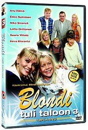 Blondi Tuli Taloon Teatteri