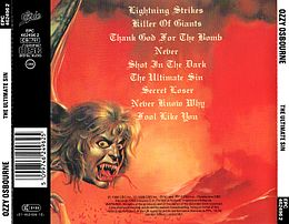 Ozzy Osbourne The Ultimate Sin back cover.jpg