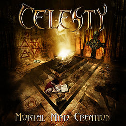 Studioalbumin Mortal Mind Creation kansikuva