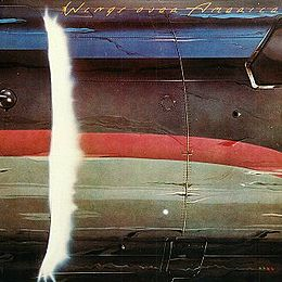 Livealbumin Wings over America kansikuva