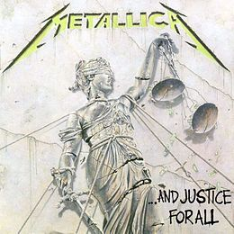 Studioalbumin …And Justice for All kansikuva