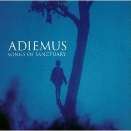 Studioalbumin Adiemus: Songs of Sanctuary kansikuva