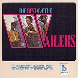 Studioalbumin The Best of The Wailers kansikuva