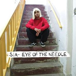 "Singlen ""Eye of the Needle"" kansikuva"