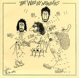 Studioalbumin The Who by Numbers kansikuva