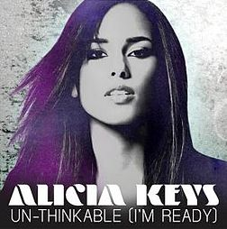 "Singlen ""Un-Thinkable (I'm Ready)"" kansikuva"