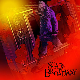 Studioalbumin Scars on Broadway kansikuva