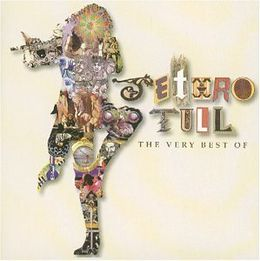 Kokoelmalevyn The Very Best of Jethro Tull kansikuva