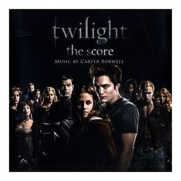 Soundtrackin Twilight: The Score kansikuva