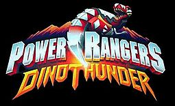 Power Rangers Dino Thunderin logo