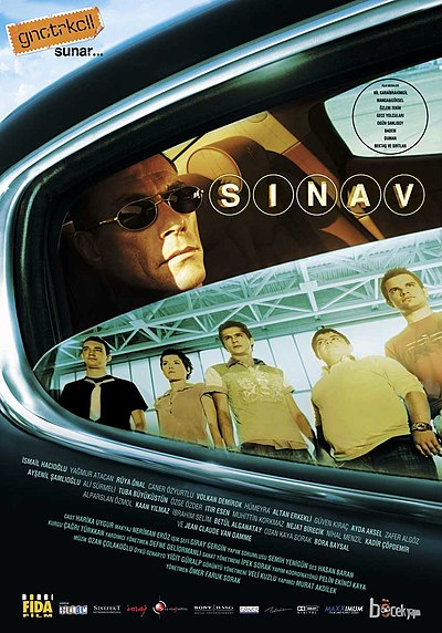 Picture of a movie: Sinav